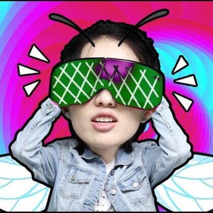 消除眼袋黑眼圈的黑科技,戴上它能听音乐还能做眼保健操#搞笑##眼罩##黑科技#