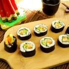 给宝宝做一盒美味的金枪鱼紫菜包饭带上去春游吧!#美食##地方美食##粉丝福利#https://college.meipai.com/welfare/d881140463c70453