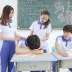 原来被老师批评可以得到女同学的安慰,我也想试一试#校园##搞笑#@美拍小助手