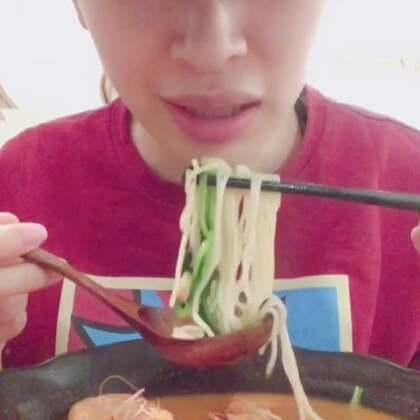麻香蟹蟹面#吃货#