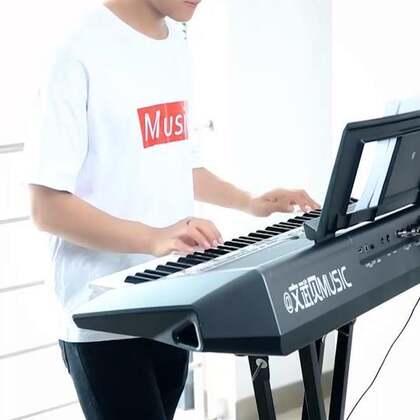 许嵩《我乐意》电子琴演奏。#音乐##钢琴##许嵩#