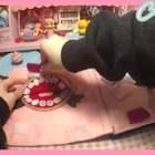 这个是学校的作业哦 需要做一个给宝宝的玩具 可以说很累了哟 #手工##不织布#