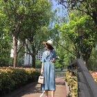 五一游玩拍照怎能少了美美的裙#穿秀@我要上热门##穿衣搭配##衣服搭配#@美拍小助手