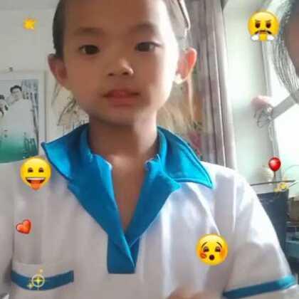小可爱与小领带手势舞##emoji表情次元