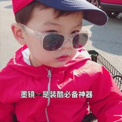 #宝宝#赶在下雨前去了趟超市,看鱼虾螃蟹🦀️看了半天。后来给他看到个芝麻街周边产品装零食的小罐子,一眼看中,不肯放手了……😁