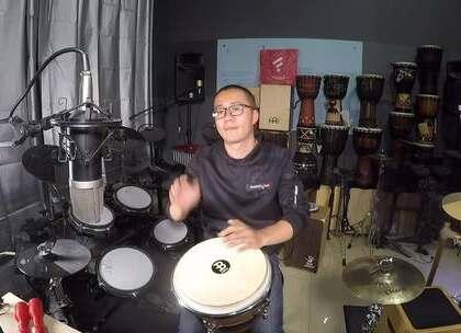 #音乐##手鼓##非洲鼓# 我要找到你 凯文先生 非洲鼓 丽江手鼓