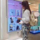 #我的假期日记# 假期第一天,上课前在商场好好玩玩。~哈哈哈 上海消费真的好高啊😂………我们要节约…不然以后学费都交不起了…西瓜冰淇淋价格有点高,但是味道是真的挺赞的👍。~最后试衣服的机器真的太好笑了😂!!!打卡充实的一天🌟@金什么呢?🦌