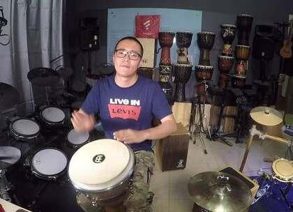 #音乐##非洲鼓##手鼓# 还有我 非洲鼓 手鼓 凯文先生