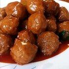 甜甜酸酸的肉丸子#美食#