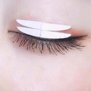 双眼皮小技巧