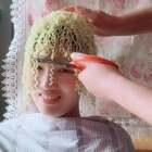#精选#我妈说这就是新款泡面发型,真的吗。