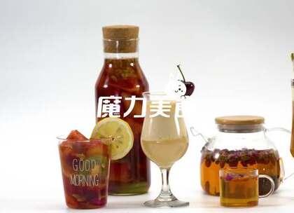 教你5种红茶的高级打开方式,奶茶店都不一定能买到的美味!#魔力美食##红茶##奶茶#