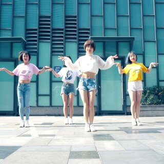 文静_Theone的美拍:#十万支创意舞##舞蹈#喜女生比岁14图片