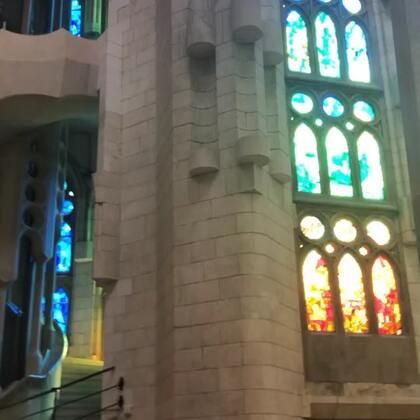 #巴塞罗那# 朝圣高迪遗作圣家堂