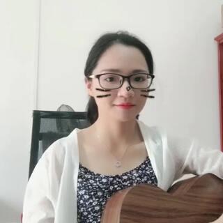 #蒲公英的约定##吉他弹唱#