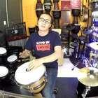 #音乐##非洲鼓##手鼓# 差一步 凯文先生 非洲鼓 手鼓丽江