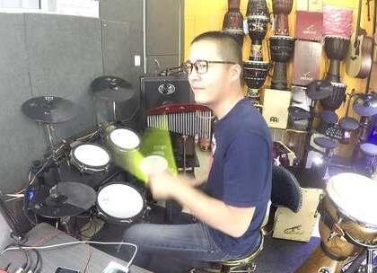 #音乐##架子鼓##爵士鼓#不醉 凯文先生 架子鼓 爵士鼓