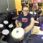 #音乐##手鼓##非洲鼓# 走天涯 非洲鼓 手鼓 凯文先生
