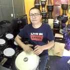 #音乐##非洲鼓##手鼓# 走在冷风中 凯文先生 手鼓 非洲鼓