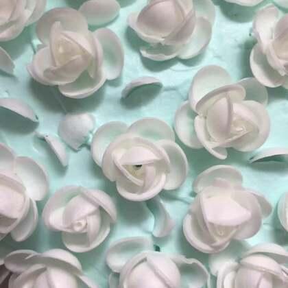 给儿子去做的生日蛋糕 @美拍小助手 @吃秀频道官方账号 #我要上热门##美食##蛋糕#