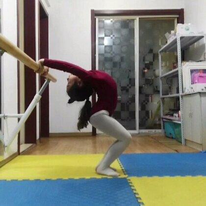 #舞蹈#舞蹈基本功练习#每日练功#然然的能力练习🌸有能力有技巧🌸感谢美拍有你