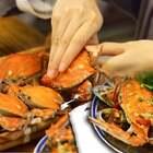 #热门##i like 美食#古道渔家,蒸一盘小海鲜。@美拍小助手 #吃秀#(点赞,关注中,抓2位宝宝,送我追剧最喜欢的夹心海苔)