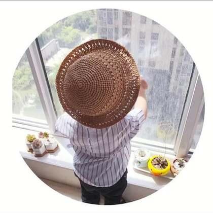 夏季镂空遮阳帽棉草帽教程已经全部更新完了哈??喜欢的小伙伴可以转发到自己的美拍哦??这样学习的时候就不需要在我的美拍里翻了哈??因为会一直更新教程,时间长了教程就会越来越多了??@美拍小助手 #宝宝##手工#
