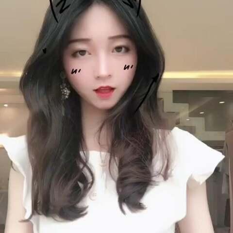 【尤绯-美拍】#学猫叫手势舞#简单版??