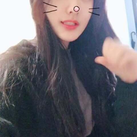 【小邦妮BONNIE美拍】#学猫叫手势舞##高颜值集中营##...