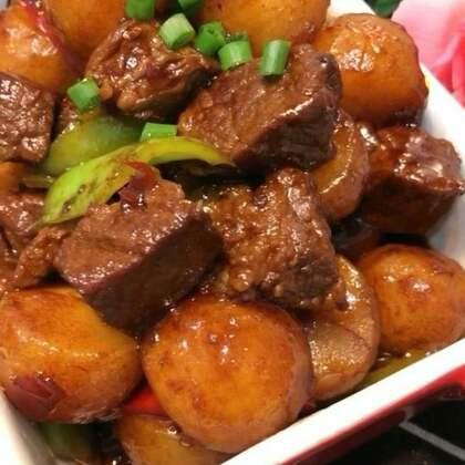 #土豆烧牛肉##热门##美食#@美食频道官方号