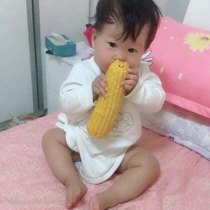早上好☀#溪宝10个月+8##宝宝#