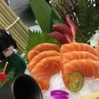 我做的刺身想吃吗#精选#