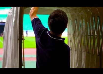 #中国足球小将#为了中国足球小将巡回赛广州站,他们已经做好最后的准备!#董路##万项#