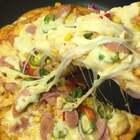 #平底锅披萨##美食##热门#