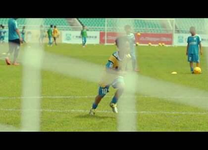 #中国足球小将#中国足球小将广州训练纪实,战斗吧,即将奔赴球场的小将们!#董路##广州#