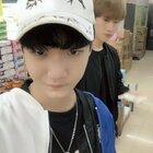 当兄弟俩逛超市时😂#精选##我要上热门@美拍小助手##搞笑#