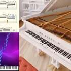 《不爱我就拉倒》里最帅的一段。完整钢琴曲已经发布。#音乐##不爱我就拉倒##钢琴#