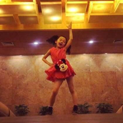 十万啦 感恩 ❤️呢个~庆祝一下~跳个舞吧~哈哈哈哈 #宝宝#