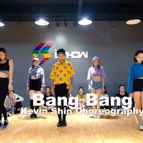 【阔少_申旭阔美拍】#舞蹈##bang bang##申旭阔编舞# ...