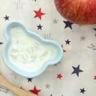 12-18个月辅食:苹果中含有丰富膳食纤维,1岁以上的宝宝可以通过这道苹果酸奶来调节肠道环境、促进肠胃蠕动。#宝宝##育儿##宝宝辅食#@美拍小助手 贝贝粒,让育儿充满欢笑。