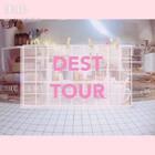 DEST TOUR,一个手帐er的桌面收纳~快来跟我一起整理你的手帐台吧~微店花花手工杂货铺 https://weidian.com/s/1027826001?ifr=shopdetail&wfr=c 微信mphuahua#手工##手帐##介绍桌面#
