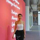 拍照很美的奥黛丽赫本展~这么高颜值的博物馆会火吗?#精选##我的女神,奥黛丽赫本##拍照#