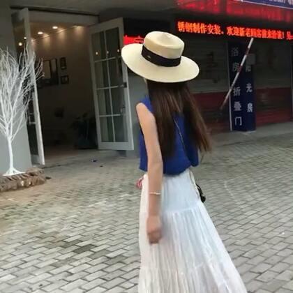 #穿秀#女神十足哟❤️