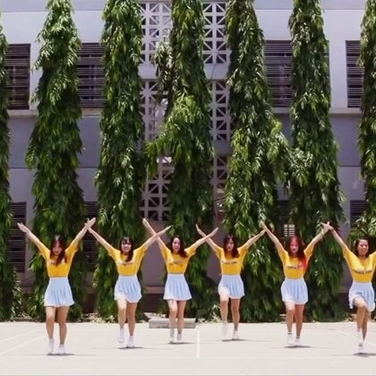 gfriend - navillera dance cover by oops#舞蹈#