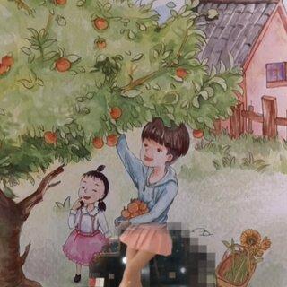 #我的课本会跳舞##管不住的下半身#喔哈~小番茄的书活了~!这个特效好有趣😃,拿手机试试吧。特效里选身体AR然后随便对准书里的人物。对~活了😜@宝宝频道官方账号 @美拍小助手 #宝宝#