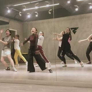 TS舞蹈教室的美拍:《good time》室內版少兒舞
