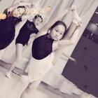 #舞蹈##宝儿小公举#汗水味的童年