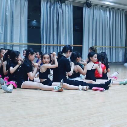 #舞蹈#课后,来个放松哦