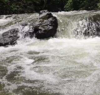 【韩小仙 通灵峡谷】:山路崎岖也无法阻挡看通灵大瀑布的步伐!#动旅游Vlog##带着美拍去旅行##5分钟美拍#