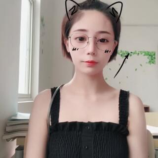 #学猫叫手势舞#在教室里,不敢大动作??#我们一起学猫叫#